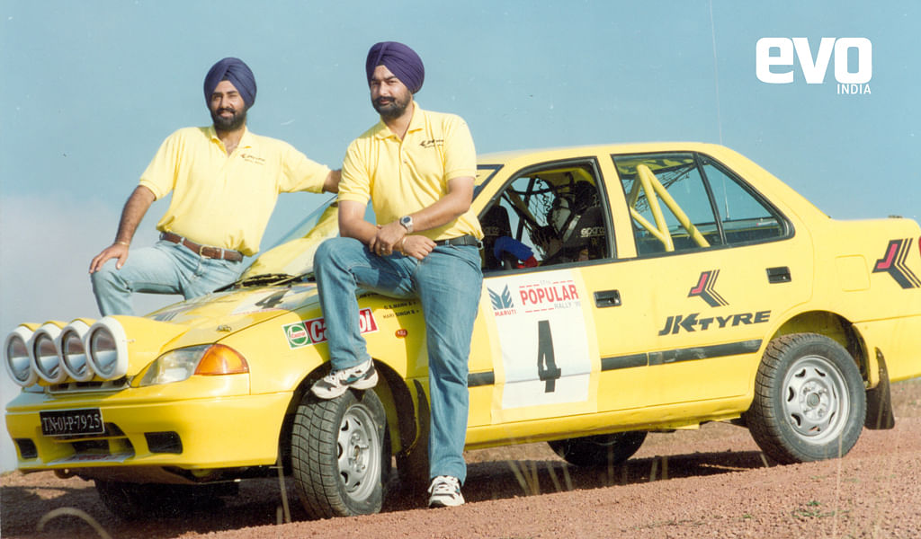 The flamboyant JK Tyre rally team – A retrospective: Part 1