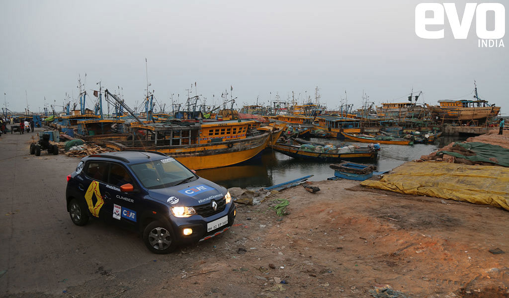 Day 13 – Renault India Diamond Trail – An evening in Visakhapatnam