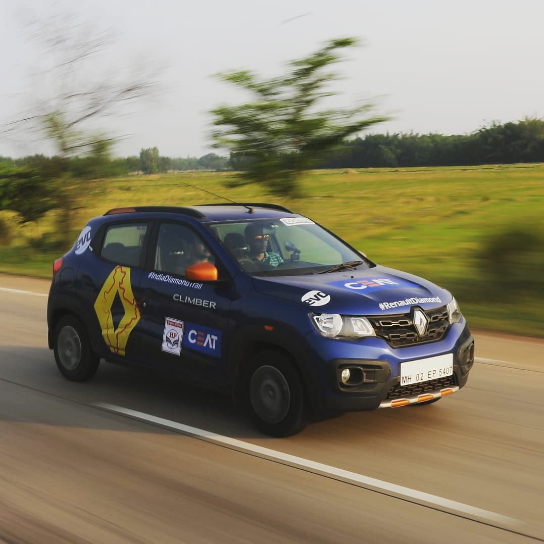 Day 17 – Renault India Diamond Trail – Entering North East India