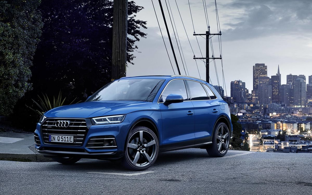 New Audi Q5 TFSI e will be the brands first plug-in hybrid offering