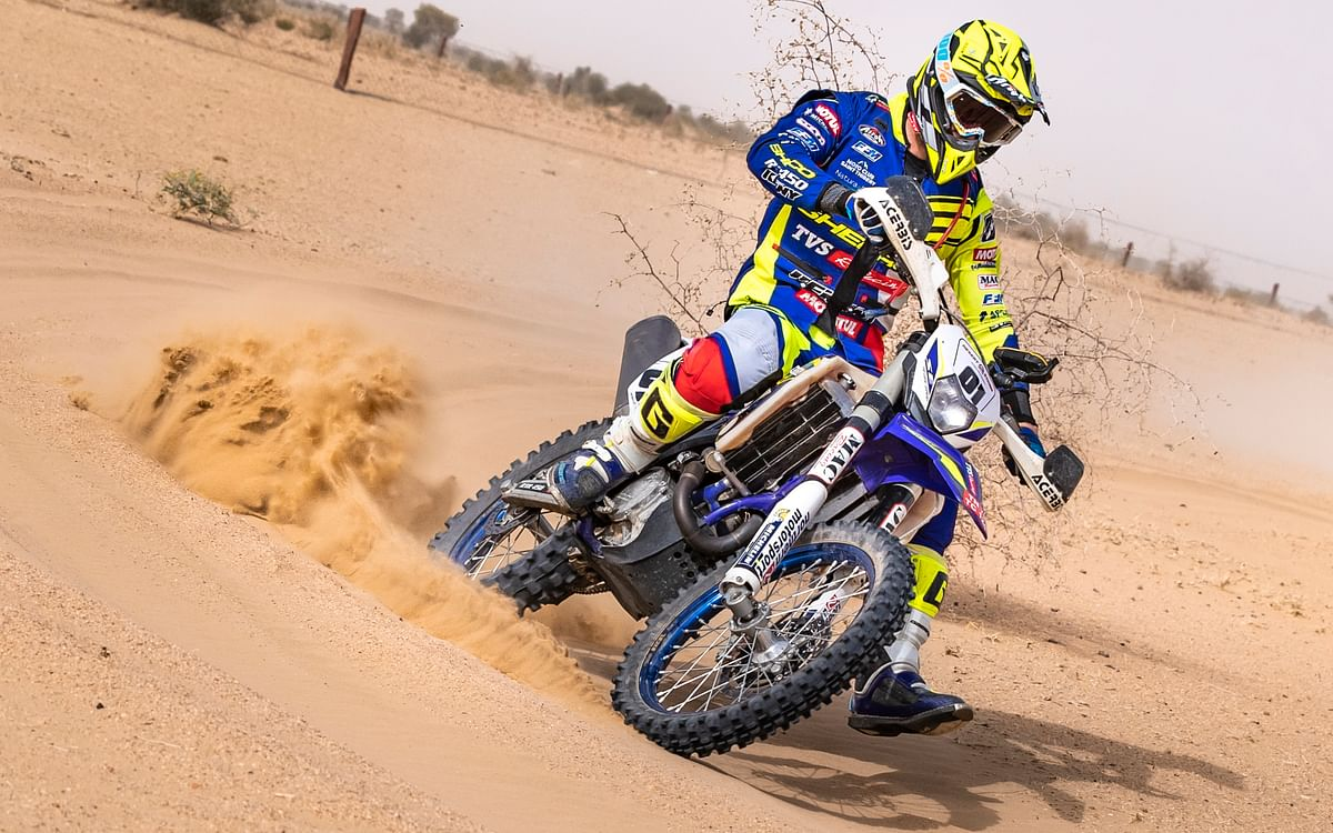 Desert storm 2019 – Day 2- Defending champion Aabhishek Mishra surges to the top