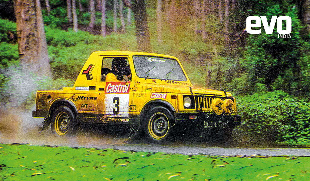 The flamboyant JK Tyre rally team – A retrospective: Part 2