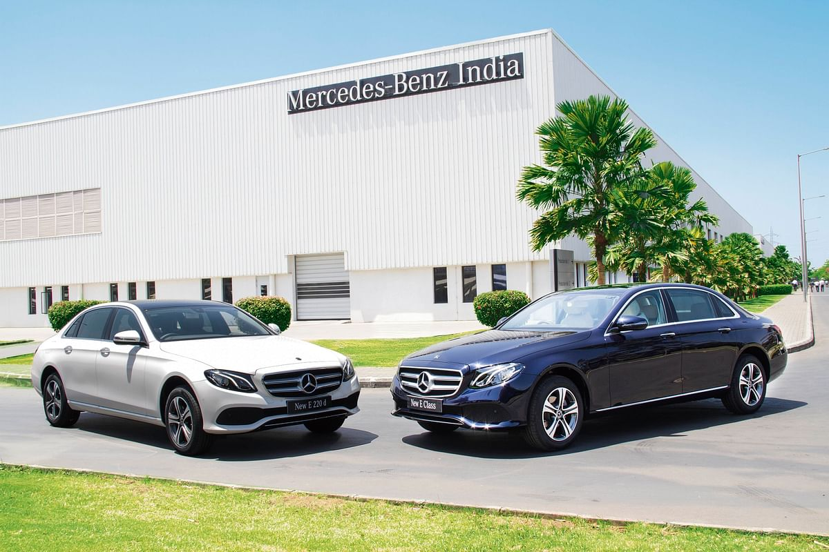Mercedes-Benz India comes to the aid of COVID-19 patients in Pune