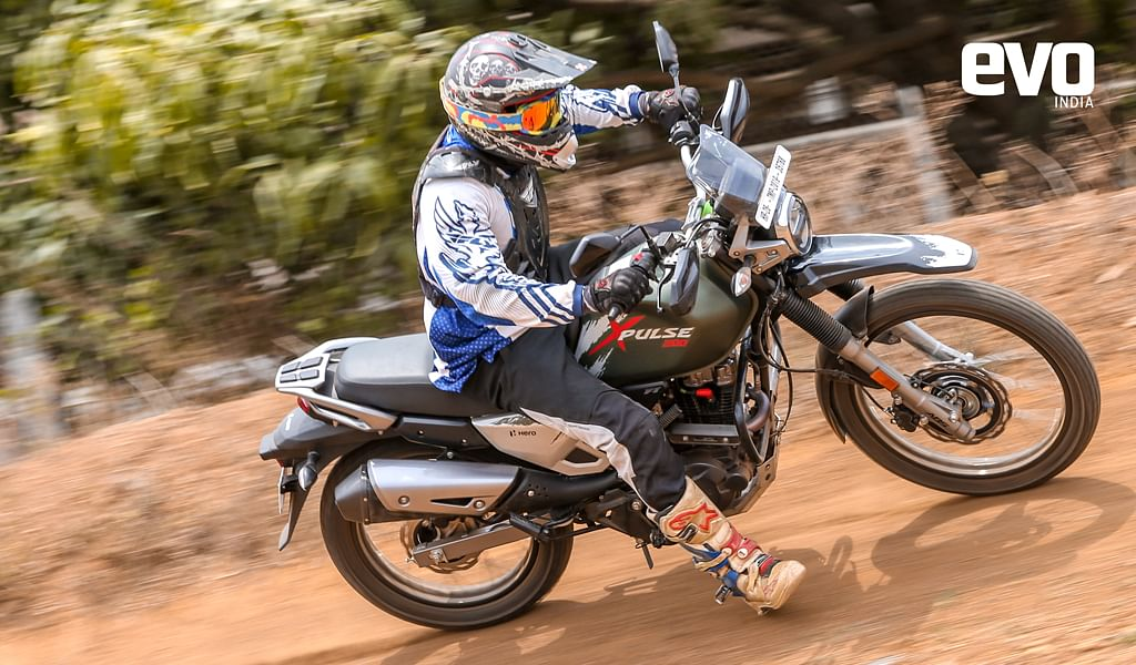 Hero Xpulse 200 and 200T – First ride review
