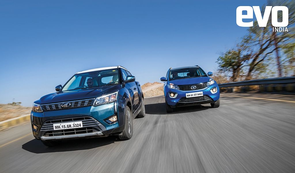 Compact SUV shootout: Who's the king of the little hill?