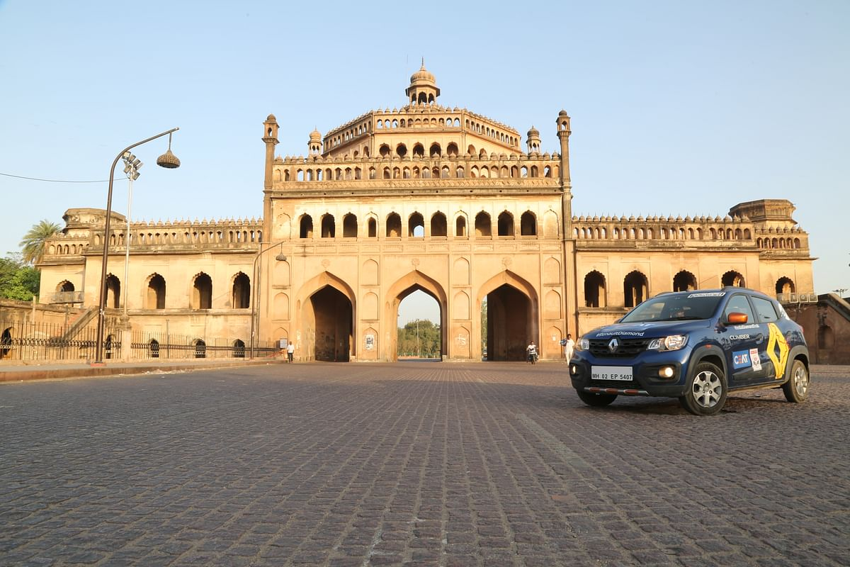 Day 27 – Renault India Diamond Trail – Lucknow to Delhi