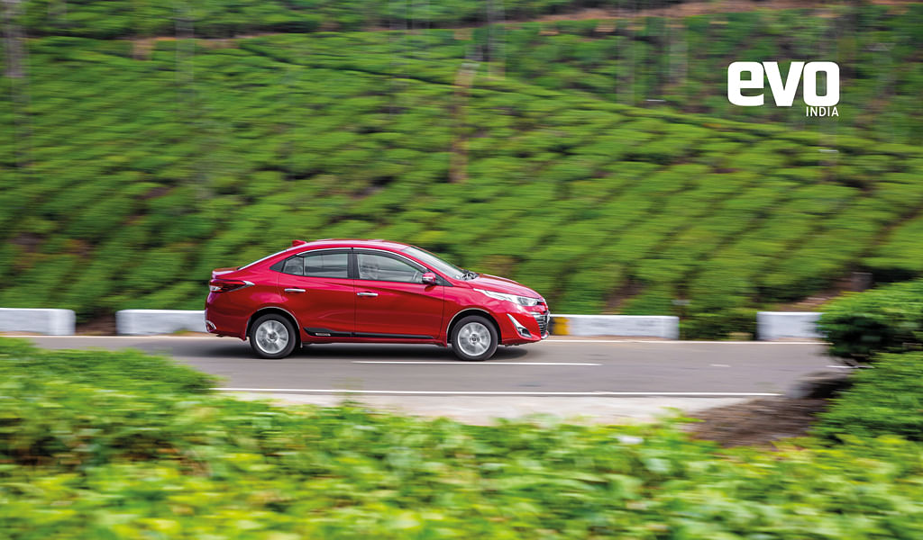 5 continents one purpose - Toyota 5C Drive