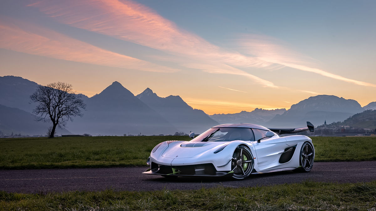 Feast your eyes on the 480kmph Koenigsegg Jesko: Shot in Switzerland