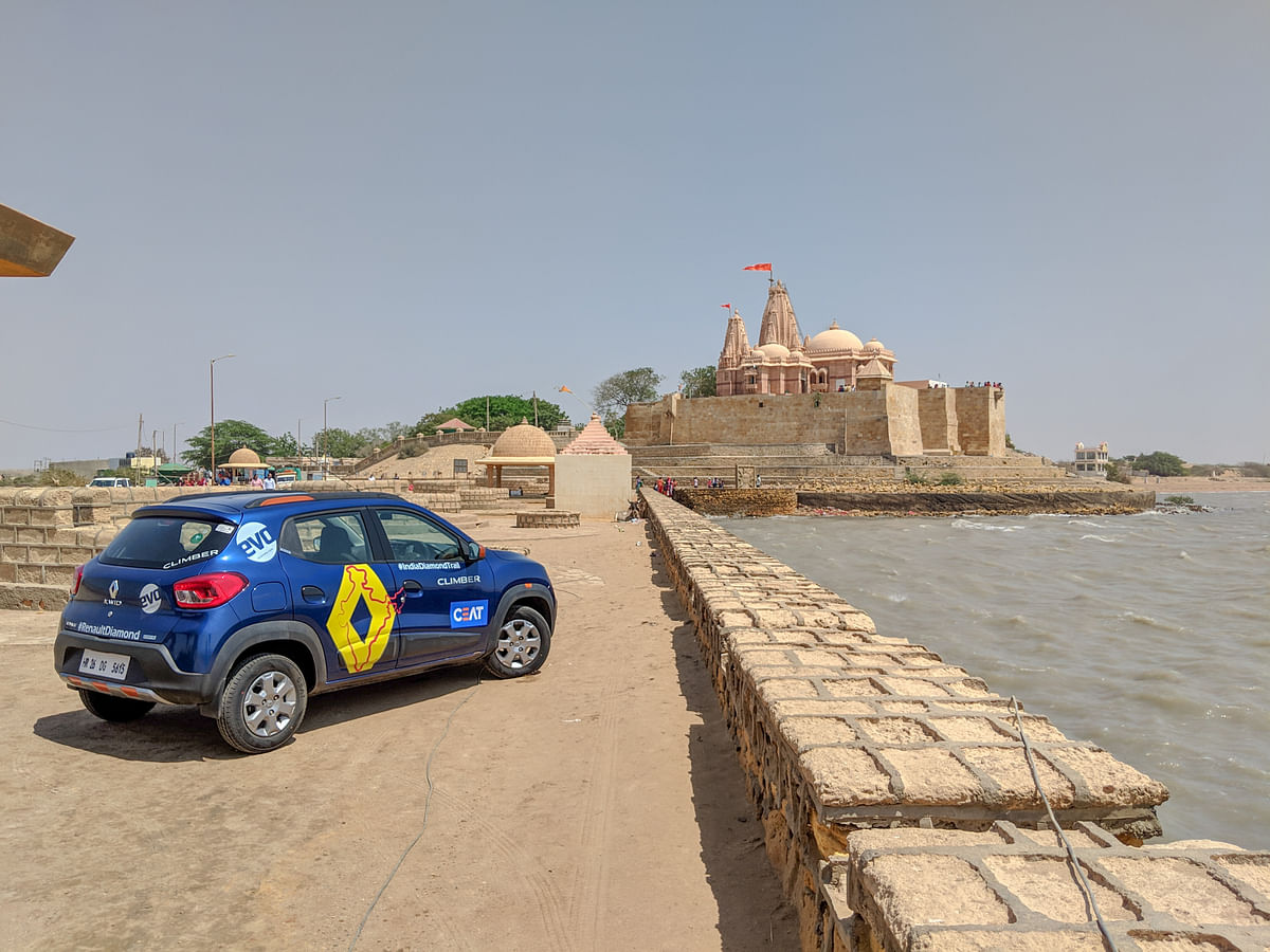Day 4 – Renault India Diamond Trail – The first big milestone