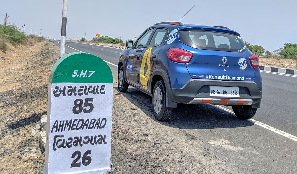 Day 5: Renault India Diamond Trail- Pointing South