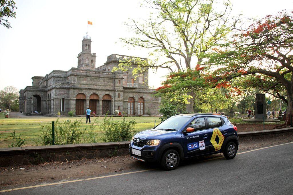 Day 7 – Renault India Diamond Trail – The handover