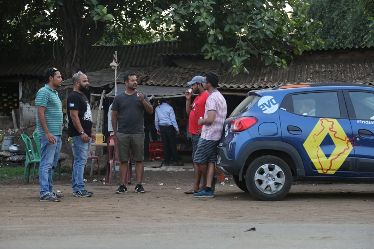 Day 15 – Renault India Diamond Trail – Visiting cyclone hit areas in Odisha