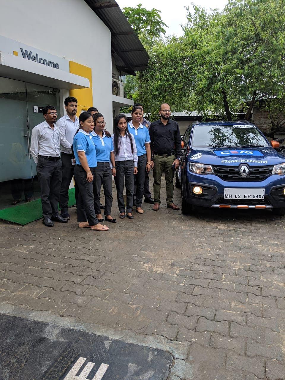 Day 24 – Renault India Diamond Trail – Guwahati to Siliguri