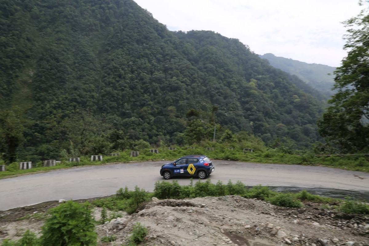 Day 24 – Renault India Diamond Trail – Guwahati to Siliguri
