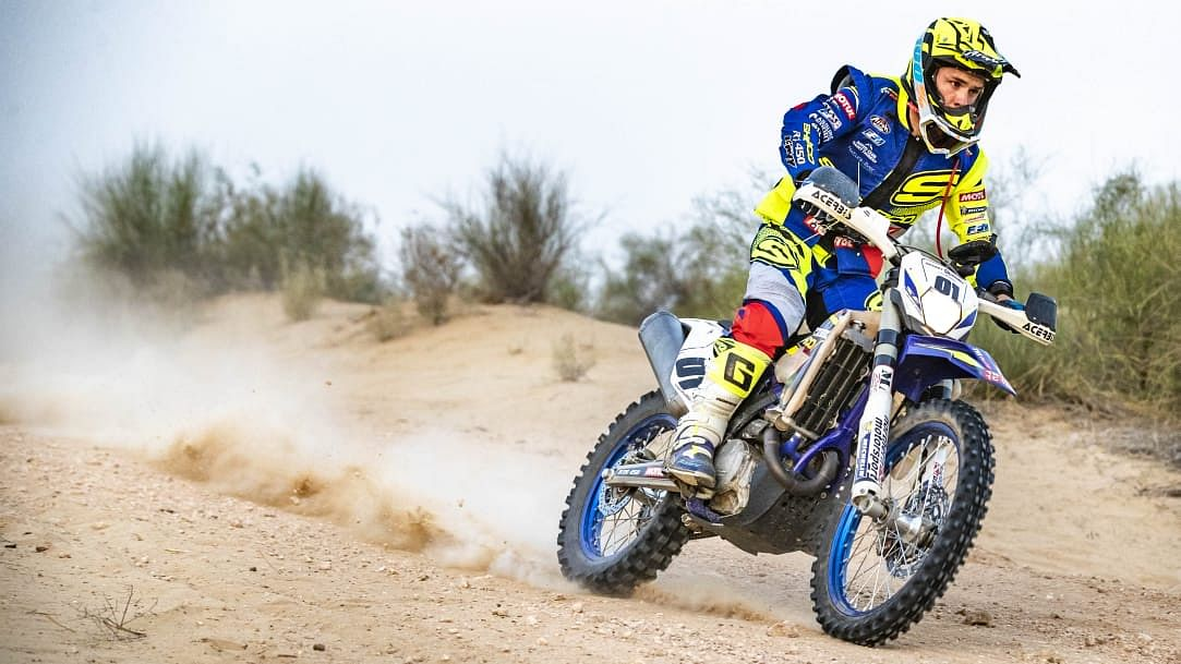 Desert Storm 2019 – Day 1: Sunny Siddhu and Adrien Metge storm into the lead