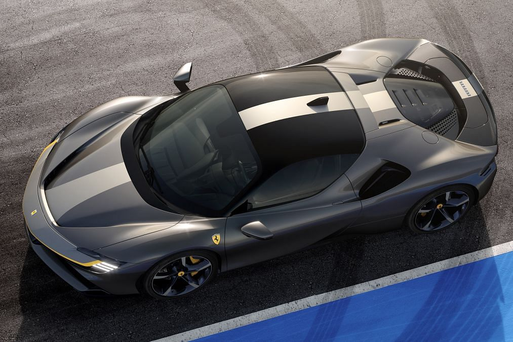 Ferrari unveil all-new 986bhp SF90 Stradale supercar