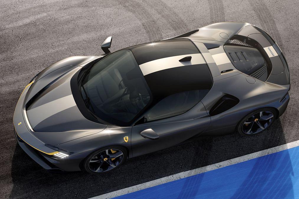 Ferrari unveil all-new 986bhp SF90 Stradale supercar