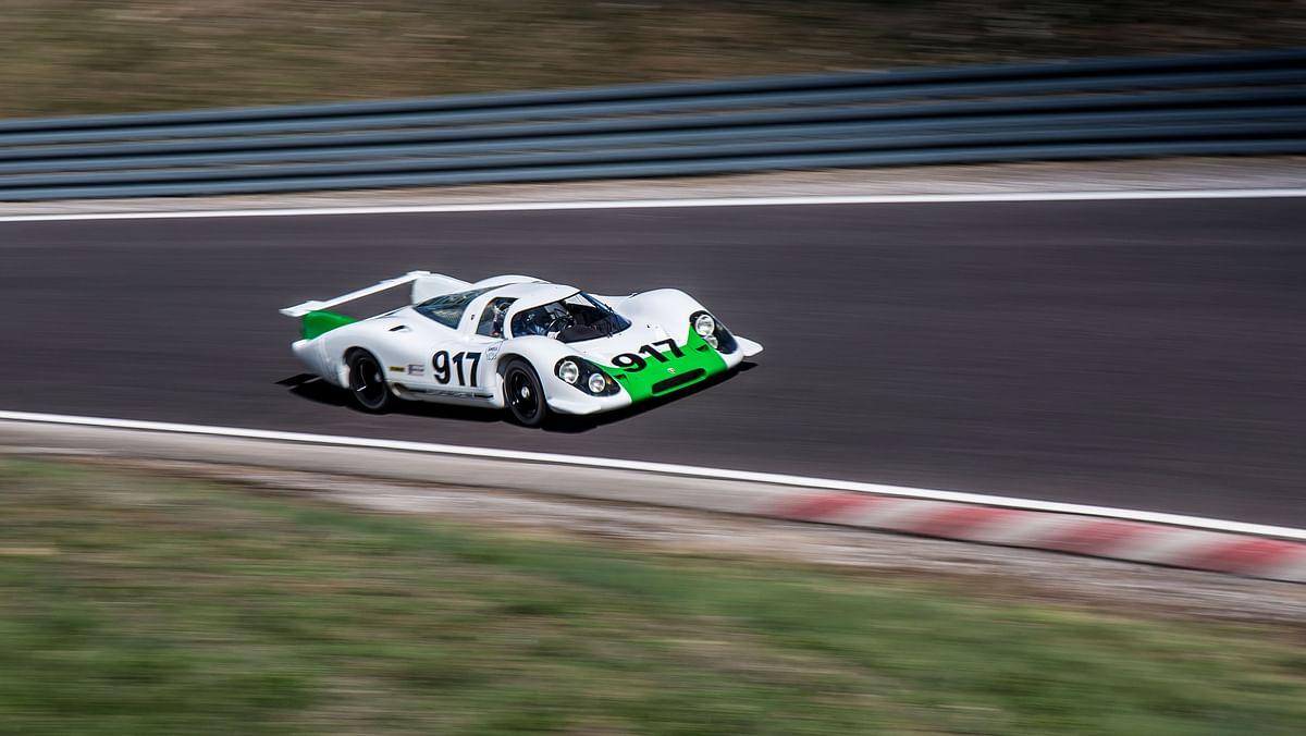 Trailblazer Returns – the Porsche 917-001 Le Mans winner