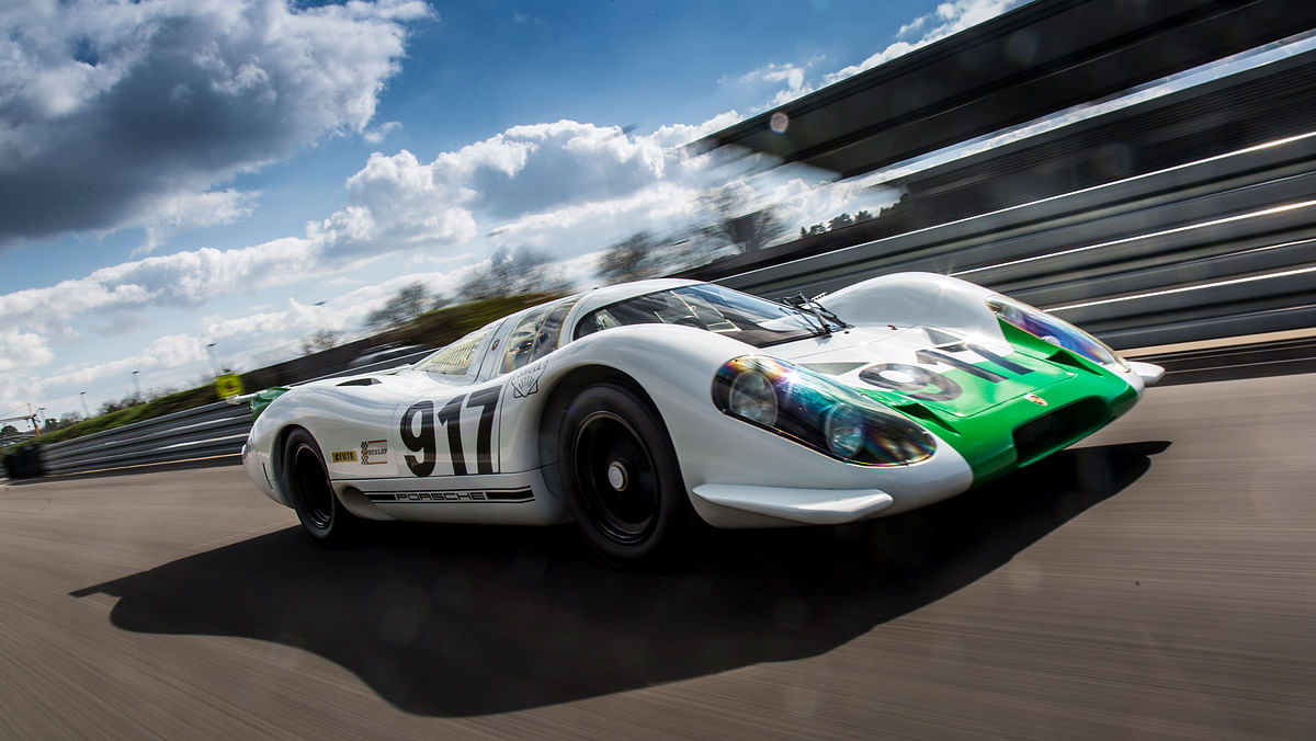 Trailblazer Returns – the Porsche 917-001 Le Mans winner