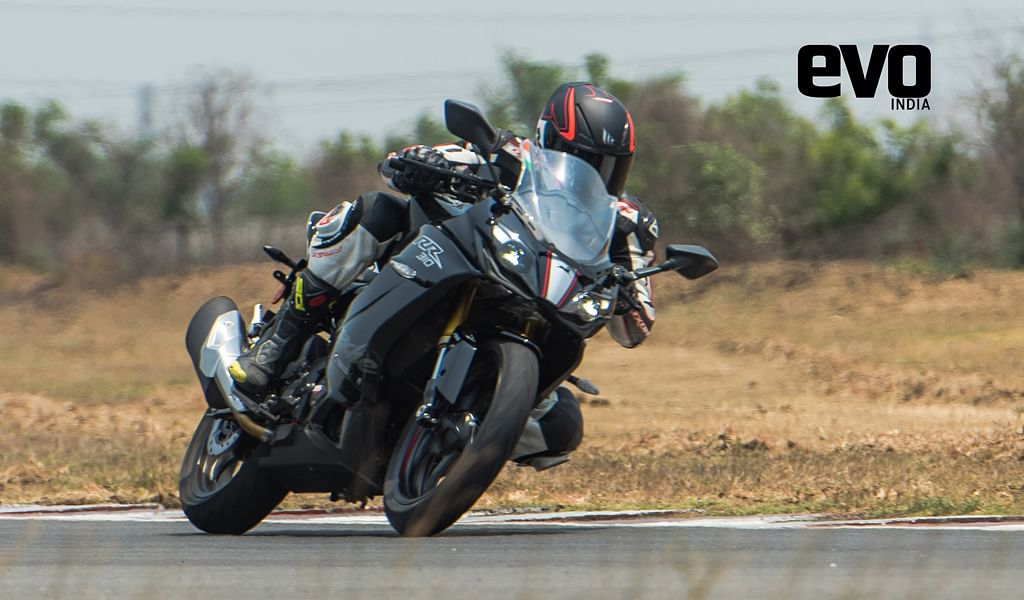 2019 TVS Apache RR 310: First Ride Review