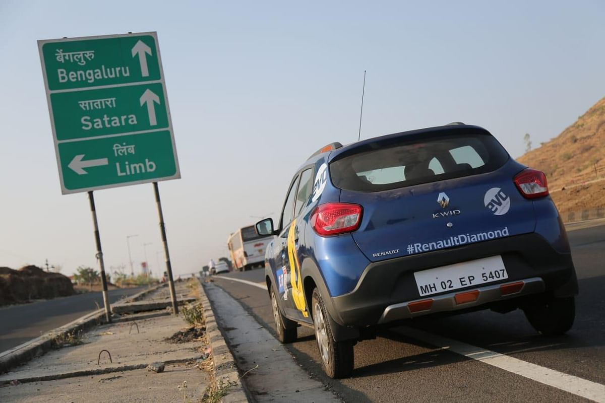 Day 8 – Renault India Diamond Trail – Covering the longest distance of our trip