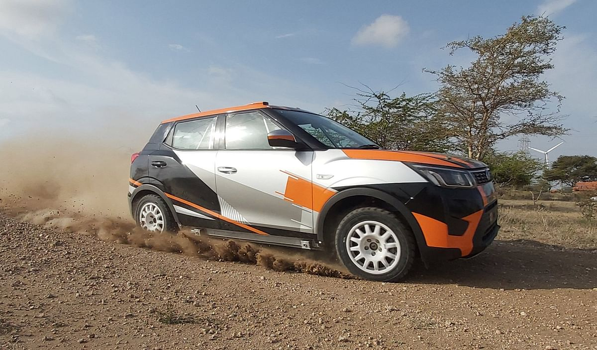 Gill to pilot a turbo petrol Super XUV300 with JK Tyre at INRC 2019