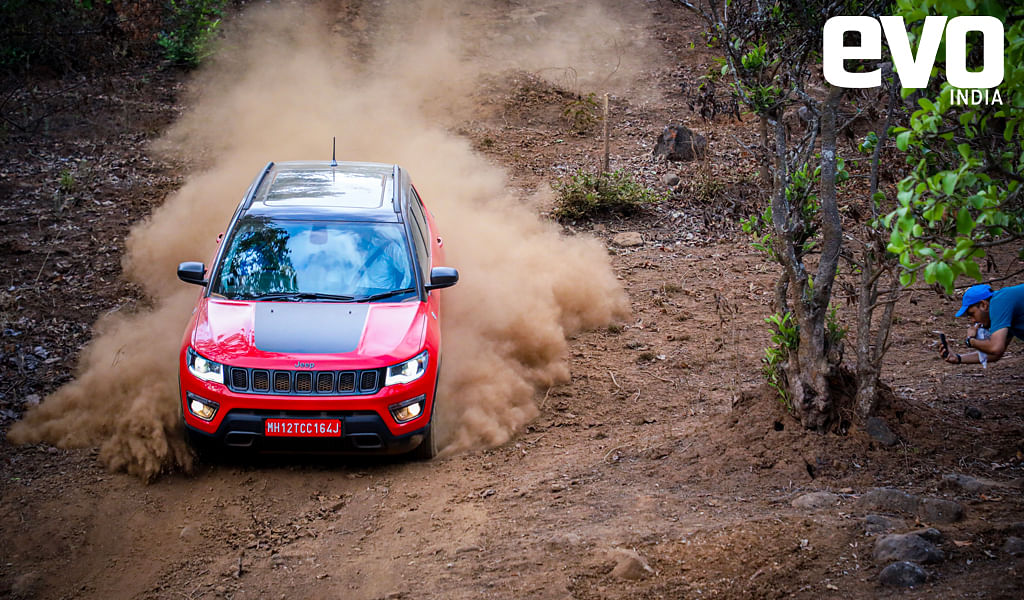Jeep Compass Trailhawk review: Now with diesel automatic and 4×4 low-ratio