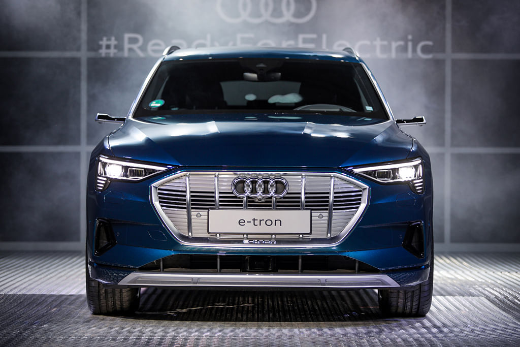 Audi e-tron to launch in India later this year