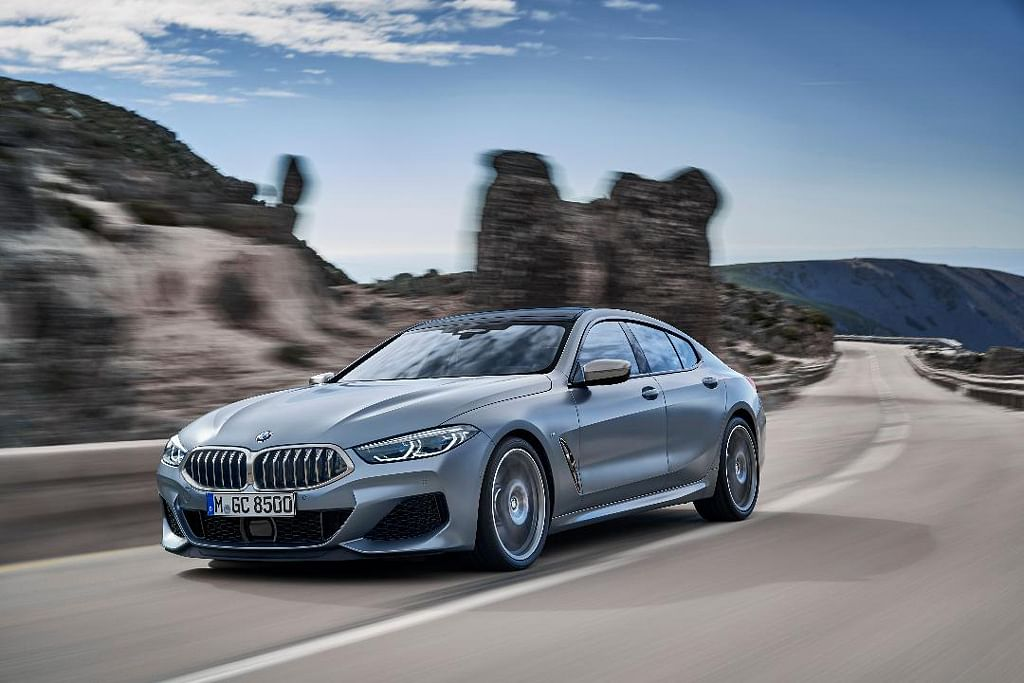 BMW 8 Series Gran Coupe: 4 door sportscar revealed
