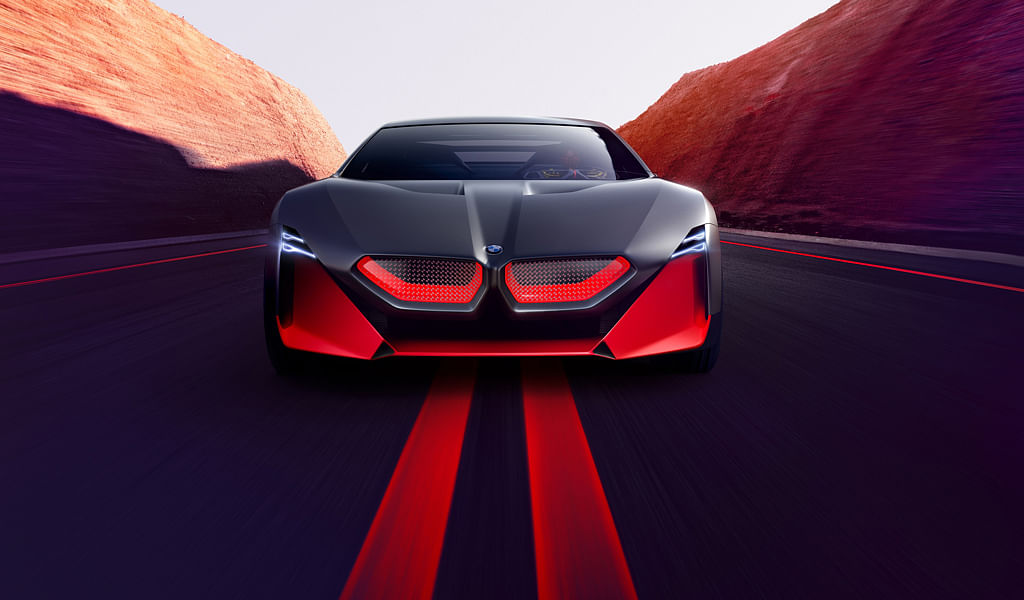 BMW showcases automated driving at the BMW NEXTGen 19