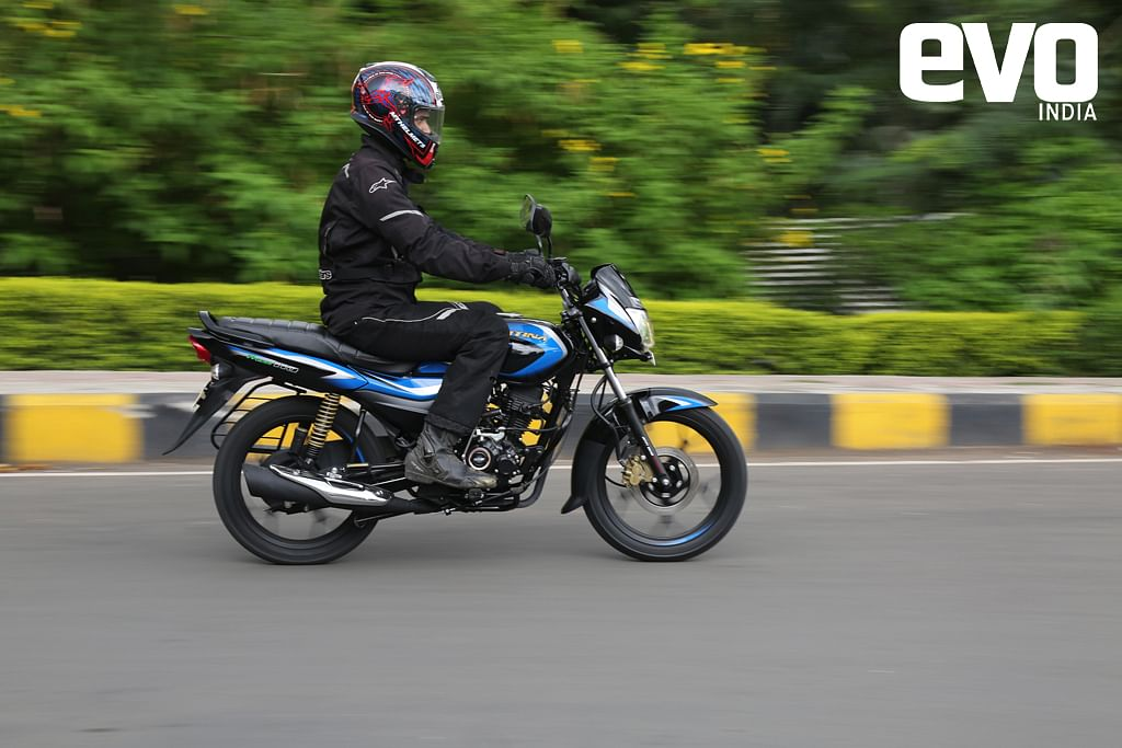 Bajaj Platina 110 H-Gear: First Ride Review