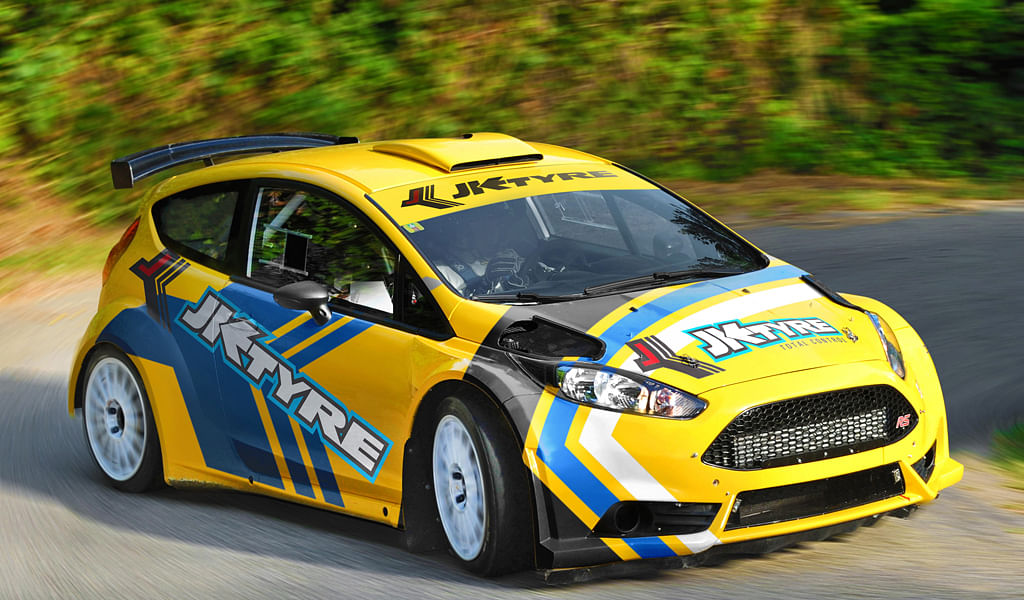Gaurav Gill is back with team JK Tyre Motorsport for WRC 2 in 2019