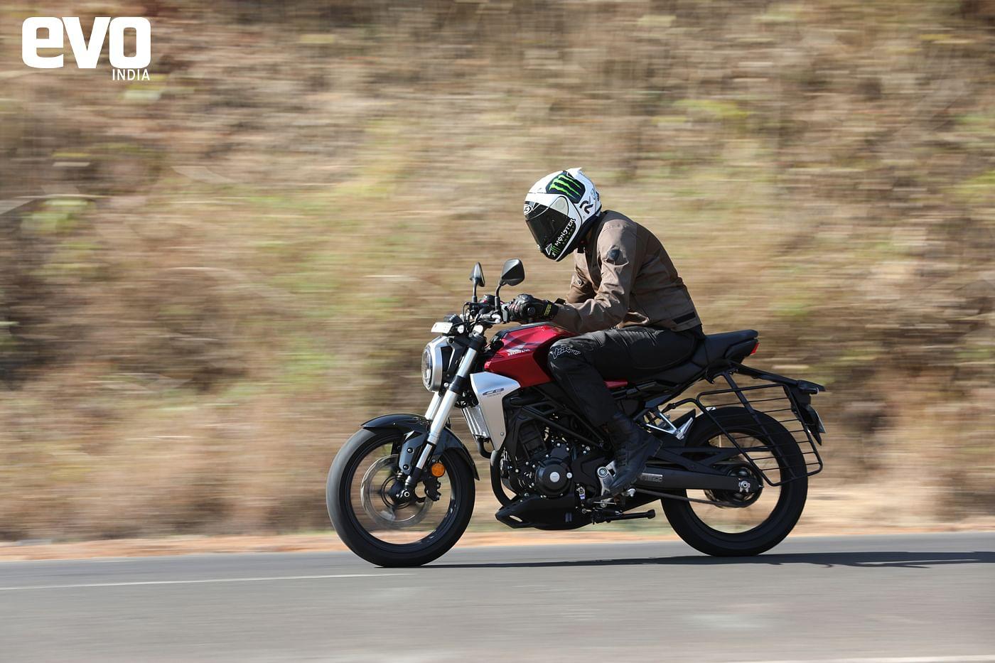 Honda CB300F naked motorcycle priced at USD 3,999 in USA