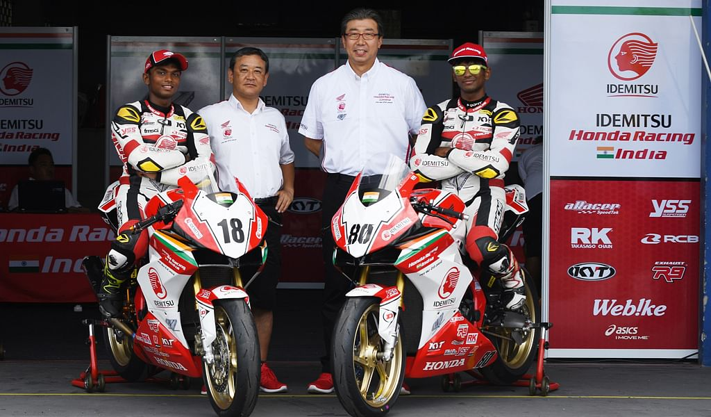 ARRC Round 3: Rajiv wins points for India, finishes 12th in Race 2 of Thai ARRC