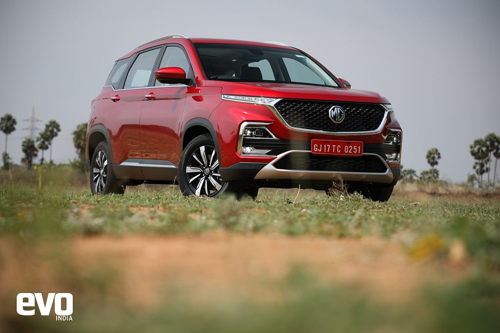 MG Hector Test Drive Review — All You Need To Know!
