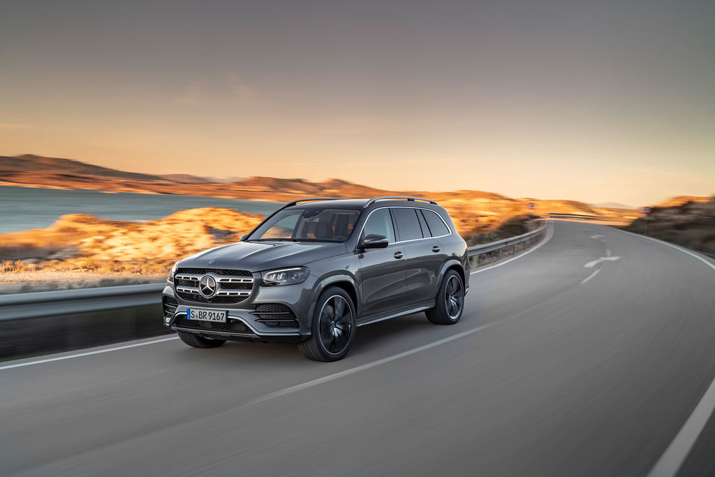 Mercedes-Benz GLS First Drive Review
