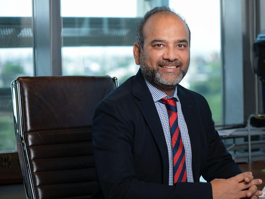Mr. Rudratej Singh appointed as the CEO of BMW Group India