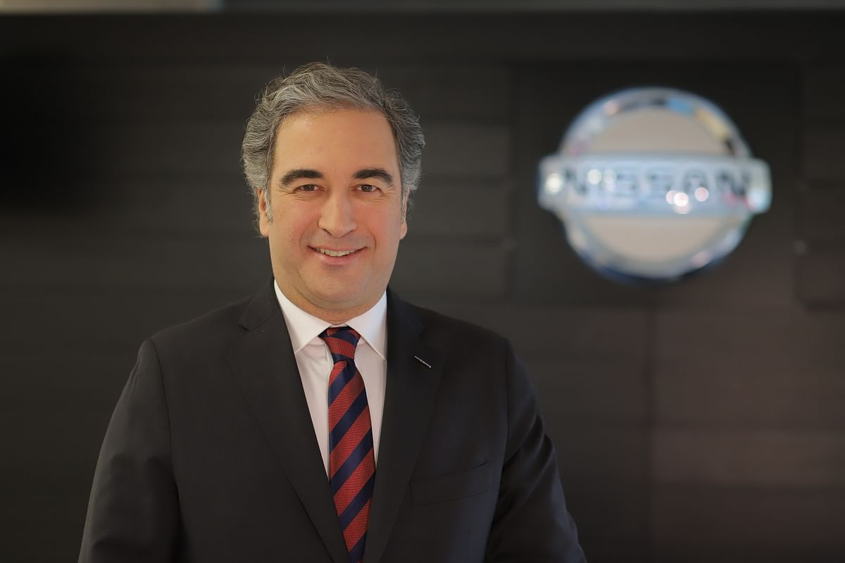 Nissan appoints Sinan Özkök as the president of India operations