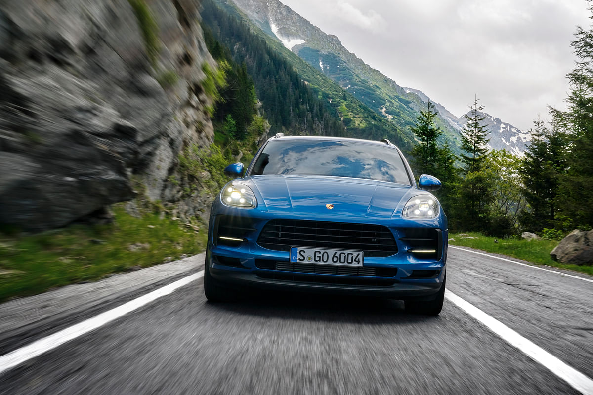 Porsche Macan facelift prices to start under Rs 70 lakh