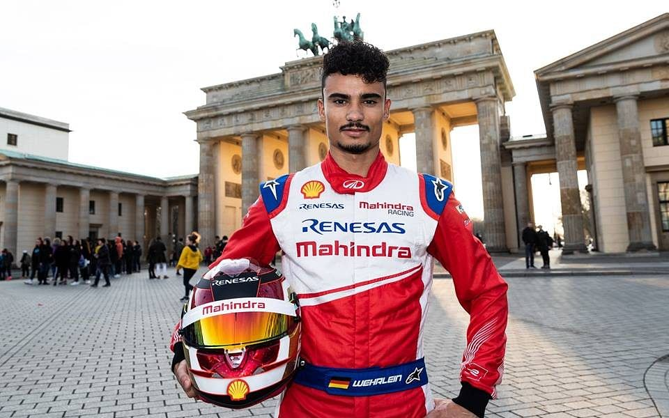 Mahindra Racing team's Pascal Wehrlein: Bern street circuit is Uphill, downhill, fast, tight and bumpy