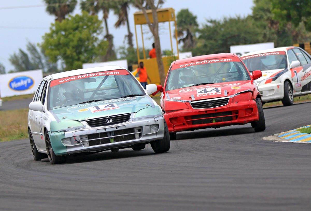 MRF National Racing Championship 2019 – Volkswagen aces second round