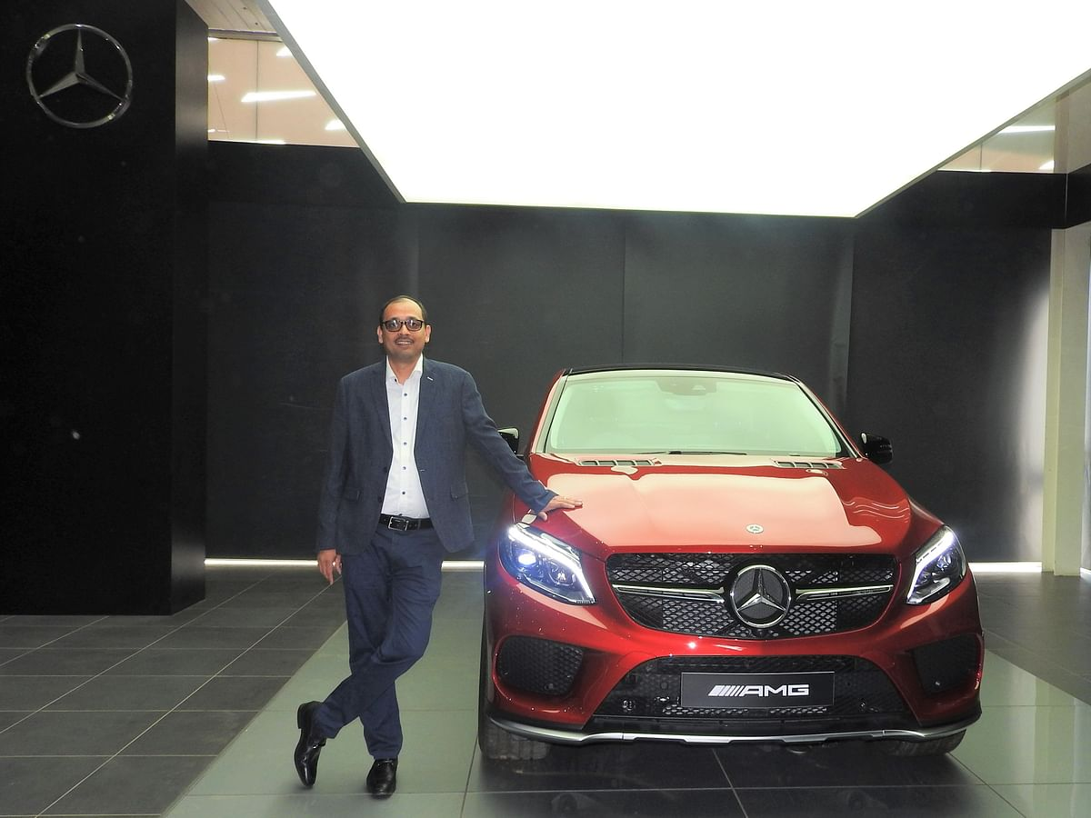 Mercedes-Benz India appoints Santosh Iyer as the Head of Sales and Marketing