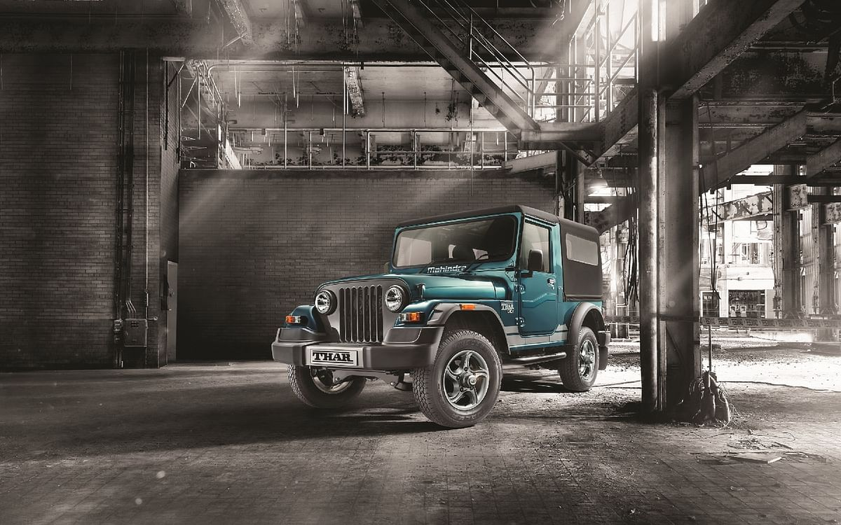 Mahindra announces the Thar 700