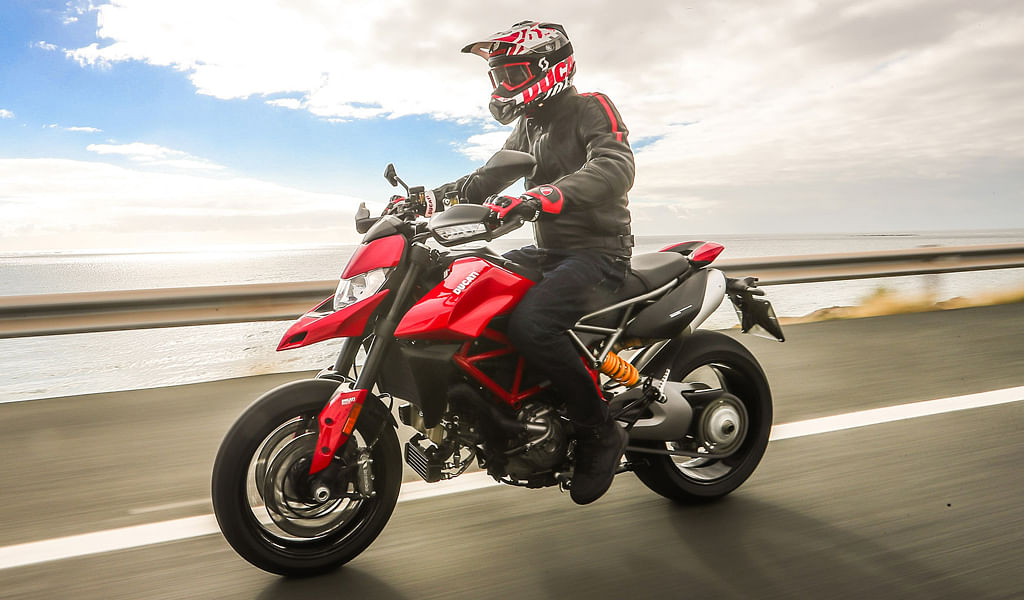 Ducati Hypermotard 950 launched at Rs 11.99 lakh (ex-showroom)