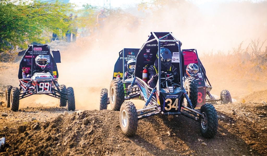 Registrations for Mahindra BAJA SAEINDIA 2020 are open