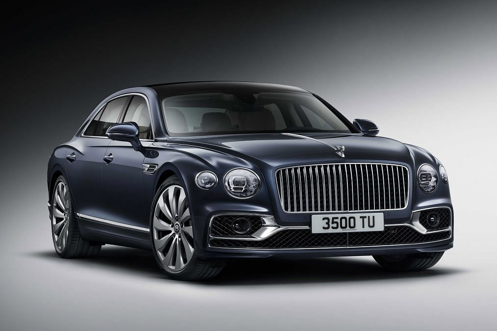 All-new 2019 Bentley Flying Spur revealed