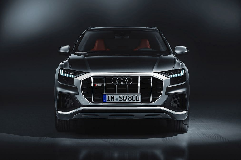 First Audi SQ8 TDI revealed – tops S range with 429bhp V8 diesel
