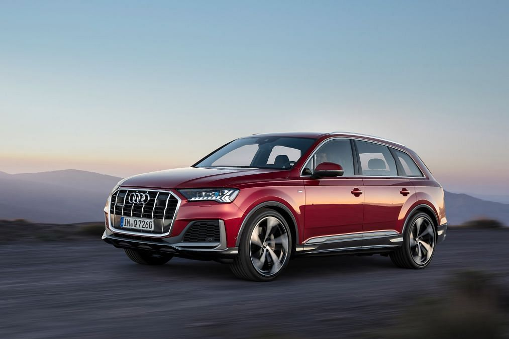 2019 Audi Q7 facelift gets new interiors and 48V mild-hybrid system