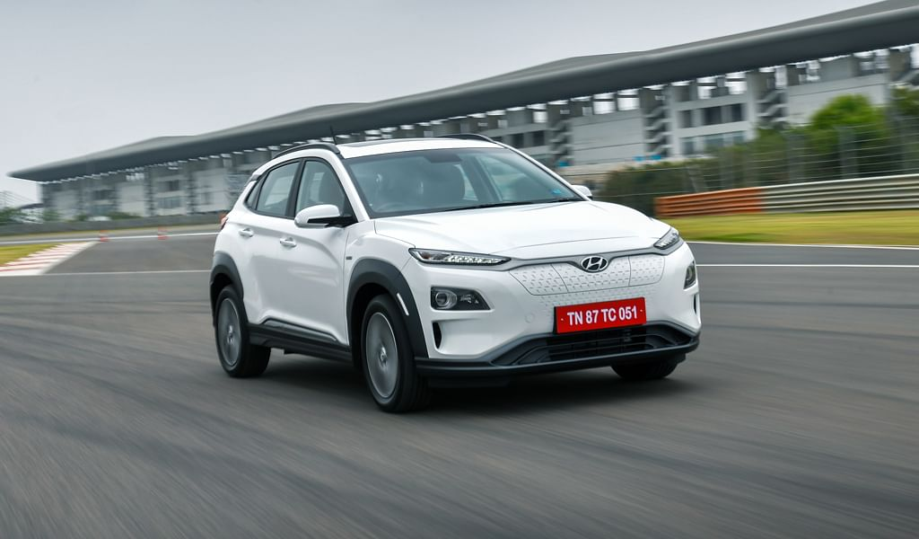 Hyundai Kona Electric: Hyundai's EV driven in India