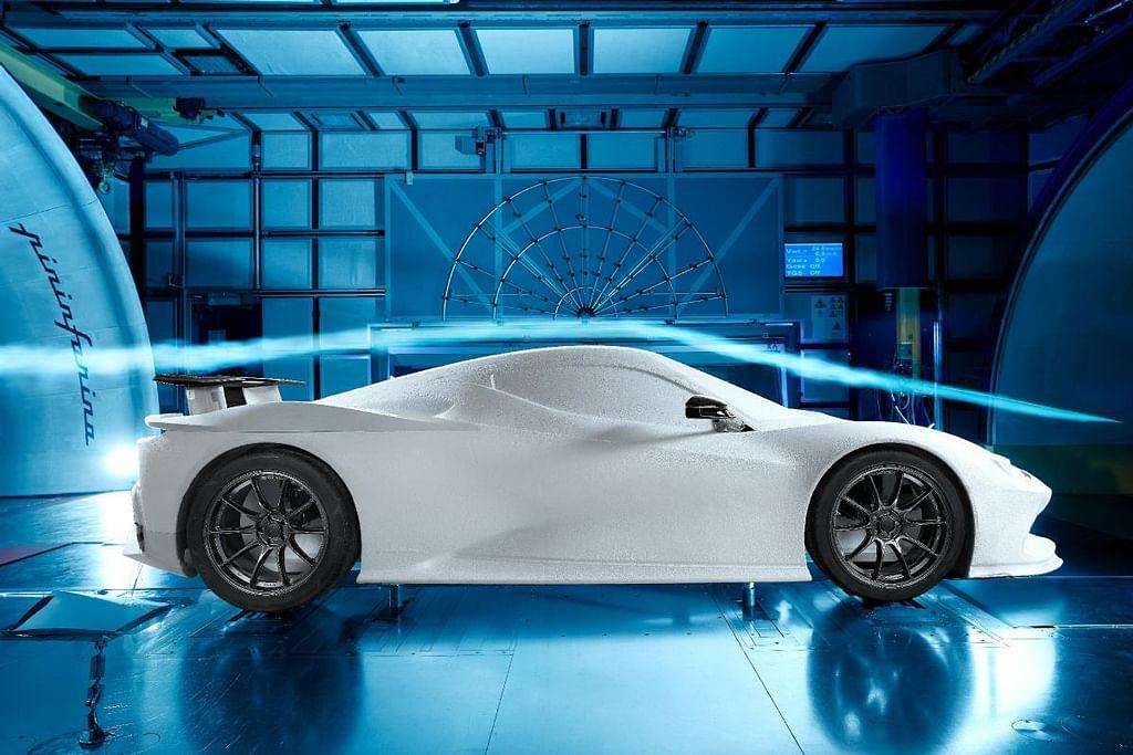 Automobili Pininfarina's Battista begins testing ahead of Monterey Car Week debut